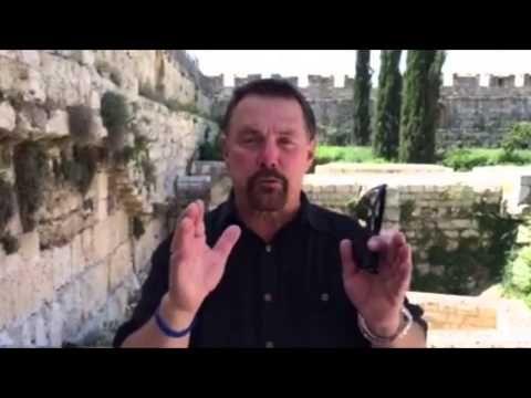 Pentecost Service - May 24th - Pastor Larry Huch From Jerusalem