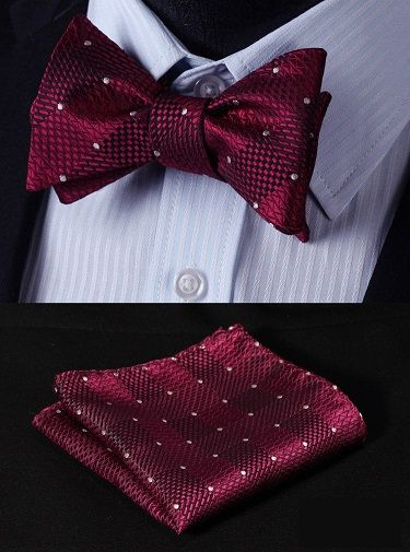 Maroon Bow Tie with Square.jpg