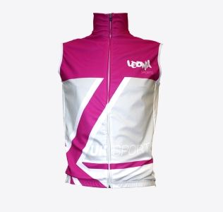 Sublimation Printed Cycle Gilet
