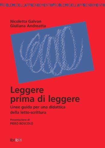 CARDARELLO ROBERTA  (a cura di) – Leggere prima di leggere – La nuova Italia, 1988