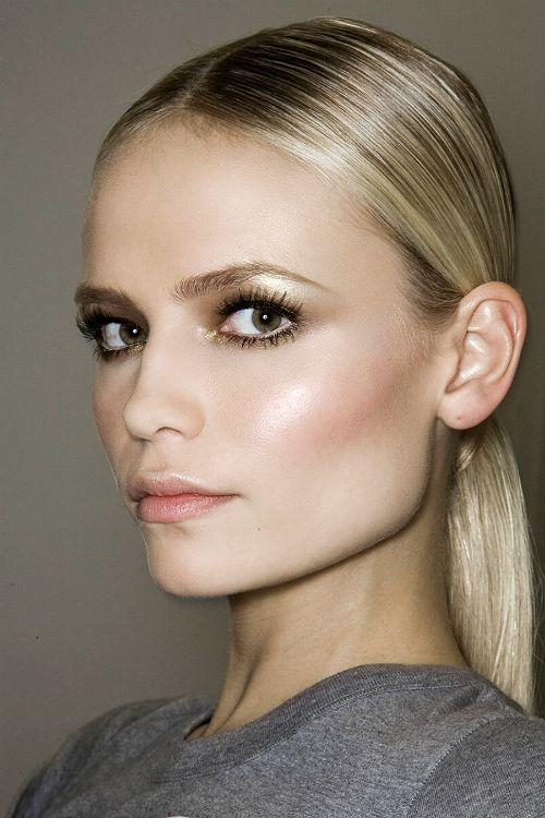 metallic eyeshadow #beauty
