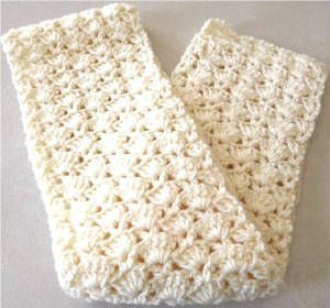 Snapdragon Scarf: free fun & easy to crochet pattern