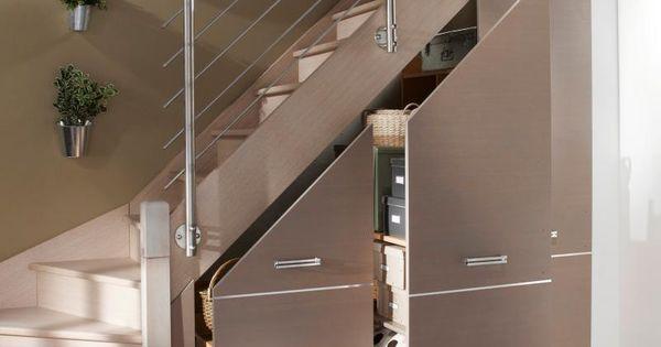 1000 ideas about placard sous escalier on pinterest - Placard coulissant sous escalier ...