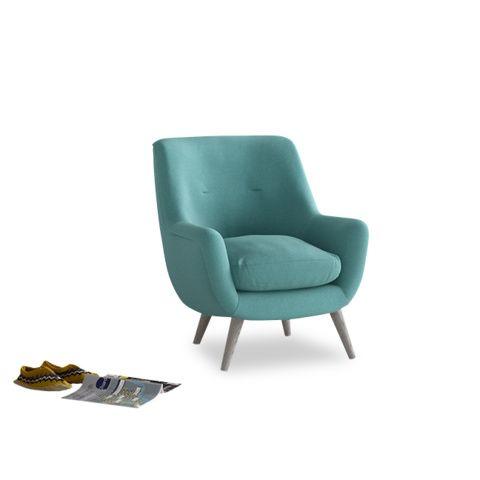 Retro+Style+Armchair+|+Berlin+|+Loaf
