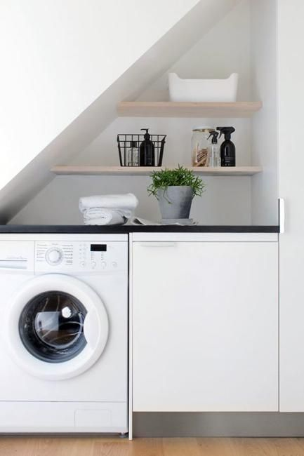 With our focus on the laundry area today in our 30 Day Declutter Challenge, I decided to go in search of some laundry rooms that would inspire. The joke's on me though! I see a trip to Kmart – and Bunnings! – in the horizon. These pretty spaces are sure to make you race to …