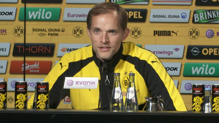 Pressekonferenz: Thomas Tuchel nach dem Spiel gegen Freiburg | BVB - SC ...