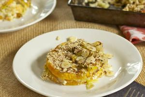 Vegetarian ideas: 35 meatless dishes - Butternut squash, leek, and ...