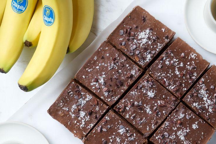Chiquita banana and chocolate fudge | Chiquita