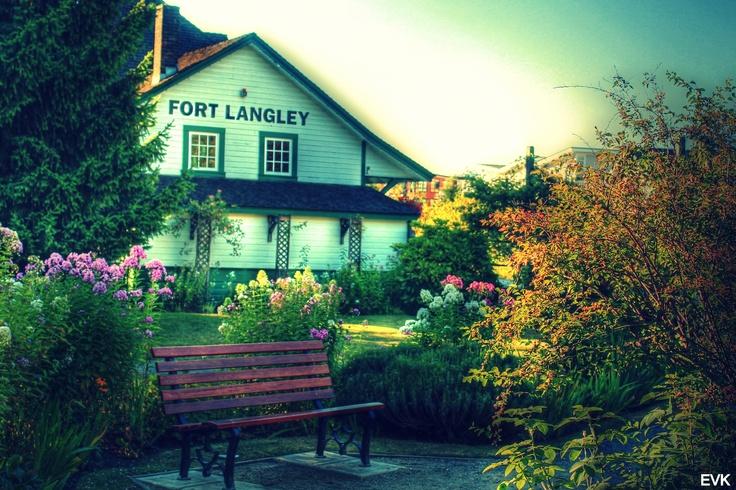 Fort Langley Fort Langley Fort Langley YES