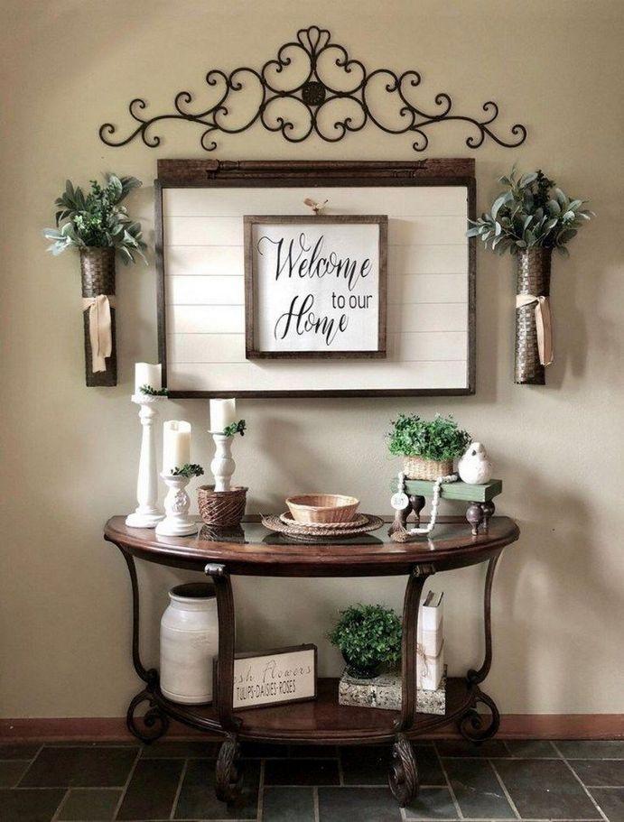 Best 50 Living Room Farmhouse Wall Decor Ideas You Should ...