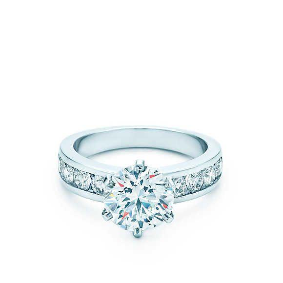 Best 20 Tiffany Rings Ideas On Pinterest