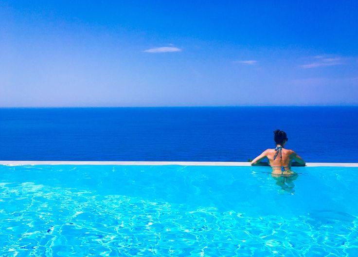 Kathisma Bay Villas: Villa Oceanos, overlooking the gorgeous Kathisma beach, Lefkada, Greece