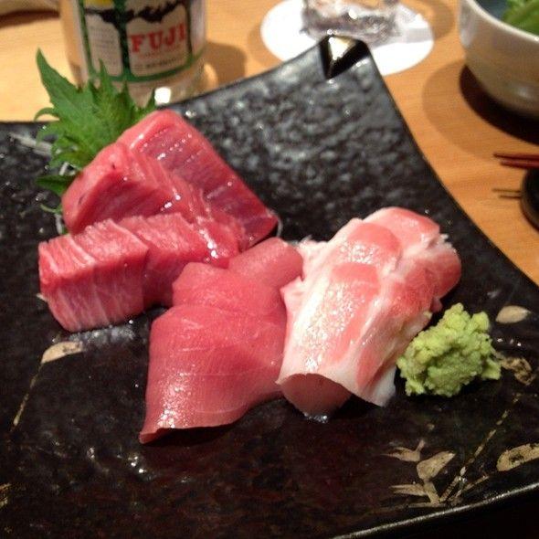 Blue Fin Tuna @ Itamae Sushi. Juan Francisco on Foodspotting
