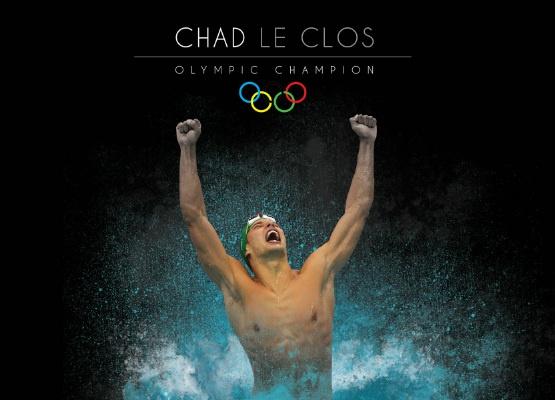 Chad Le Clos - Olympic Champion