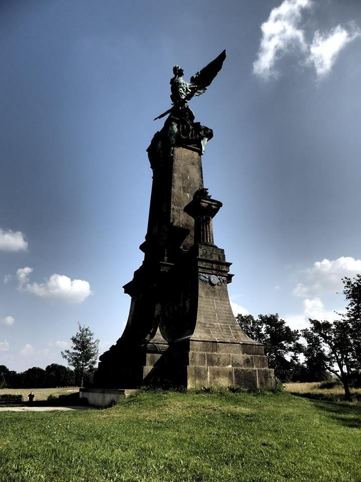 Foto: Petr Bróďa, památník bitvy u Kolína