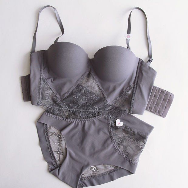 Sexy Bra Set Lace Lingerie