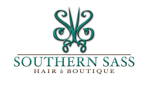 A hair salon logo design my company entered in a design contest. Second place. I love it. Country themed design with a symbolic icon that represent the company name and their profession.