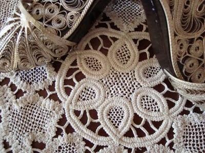 İngiliz Danteli /Dantel Anglez (Romanian Point Lace)    Beautiful