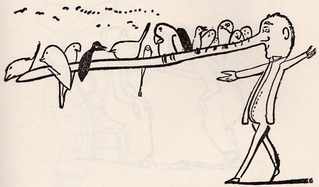 A Book of Nonsense - illustrated by Edward Lear (1812-1888)