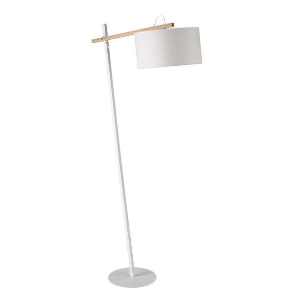 Lámpara de pie de metal y algodón ...169,90