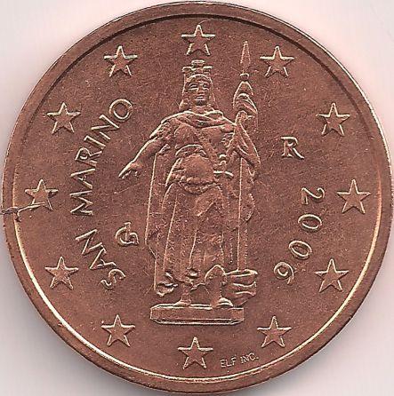 Motivseite: Münze-Europa-Südeuropa-San Marino-Euro-0.02-2002-2015