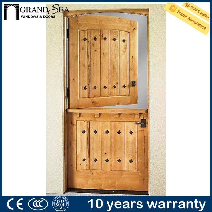 Image result for wooden dutch door images