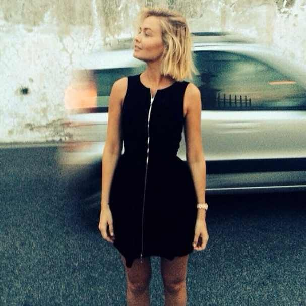 5 things you need to know to mimick a Lara Bingle haircut