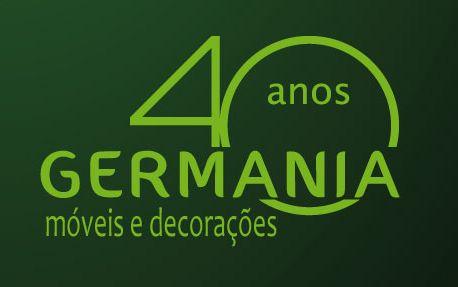 Logo 40 years Germania