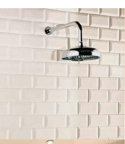 like tile style with shower nozzle
