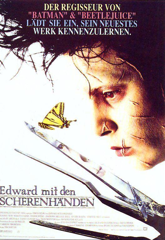 Poster zum Film: Edward mit den Scherenhänden