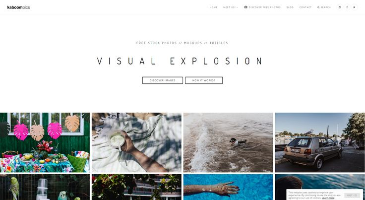 Six of the best free stock image websites to use in 2017