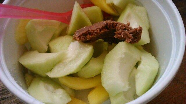 Breakfast-mango
