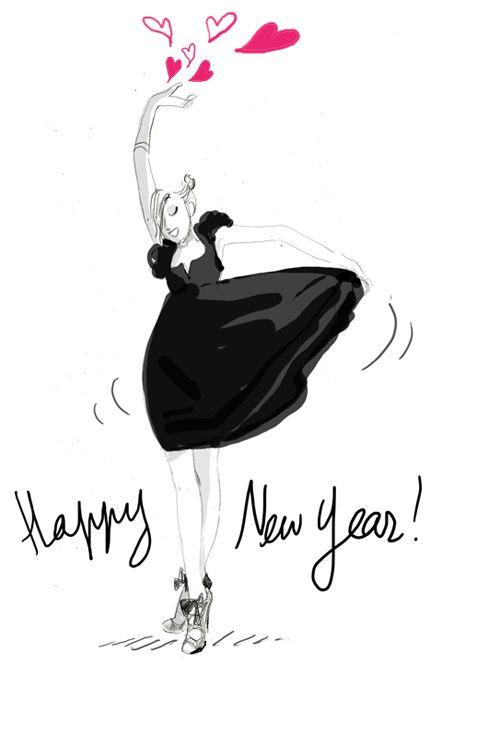 illustration bonne année