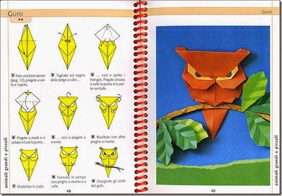 Origami facili e divertenti - libro gratis