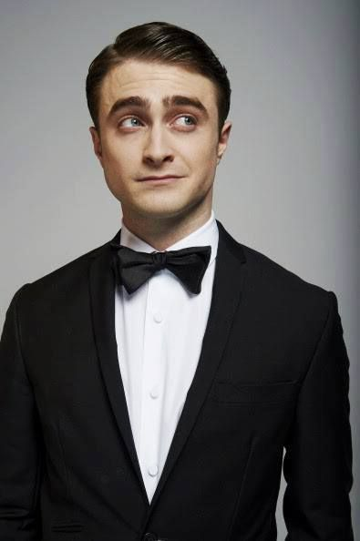 Daniel Radcliffe in new Glamour photo shoot