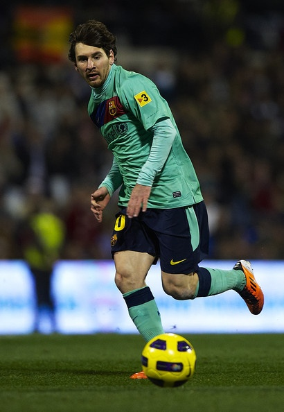 messi in action   Lionel Messi In Action 2011