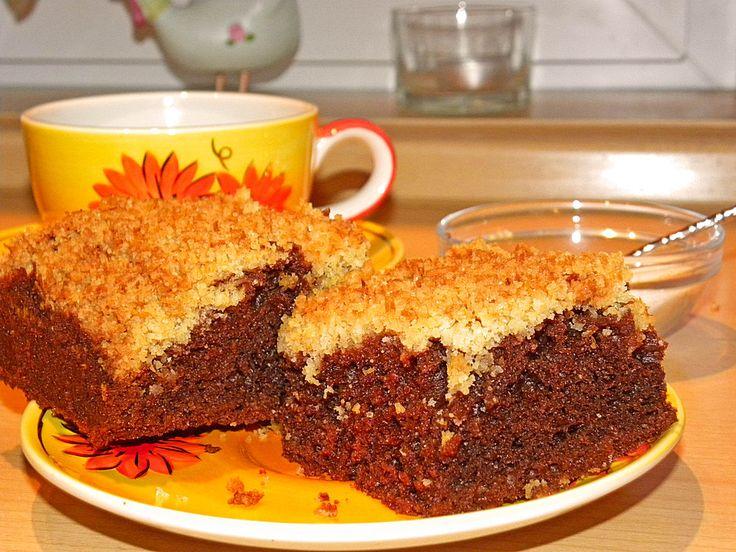 Brownies mit versunkenen Kokosstreuseln, ein tolles Rezept aus der Kategorie Kuchen. Bewertungen: 6. Durchschnitt: Ø 3,8.
