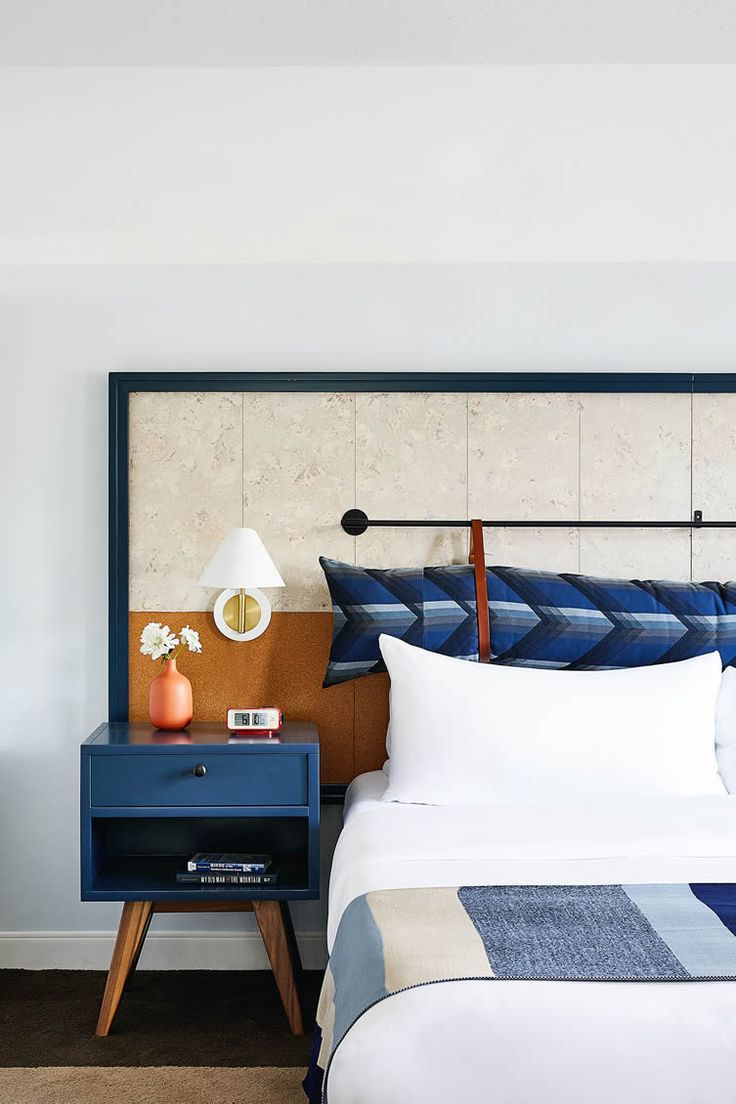 Motel Room Interiors: Camper Vans And The Open Road Inform The Design-conscious
