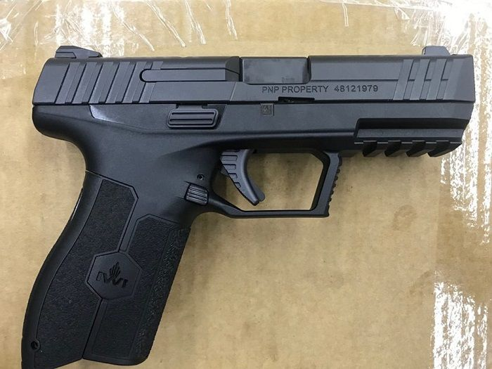 IWI to Deliver Masada Pistols to the Philippine National Police