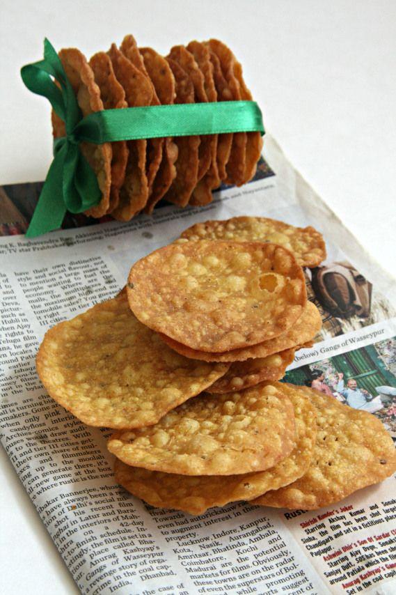 Crispy Masala Poori (step by step) | Pure Vegetarian Bites