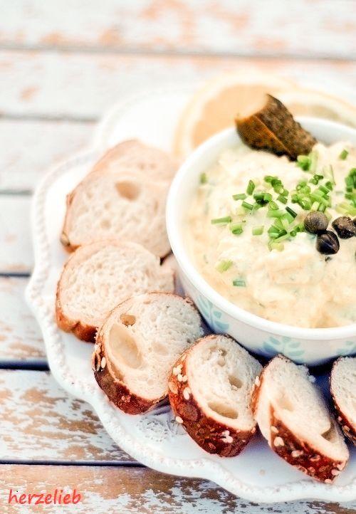 Eiersalat - eine toller Brotaufstrich