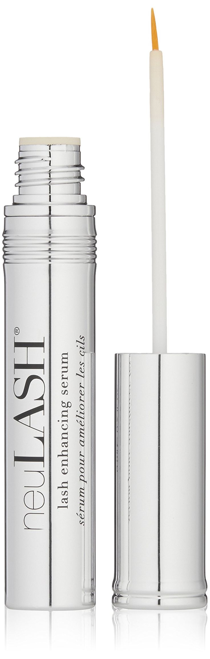 Neulash Lash Enhancer Serum. Lash enhancing serum. Protects and hydrates lashes while promoting fuller, healthier looking lashes. Contains vitamins, plant extracts and peptides.