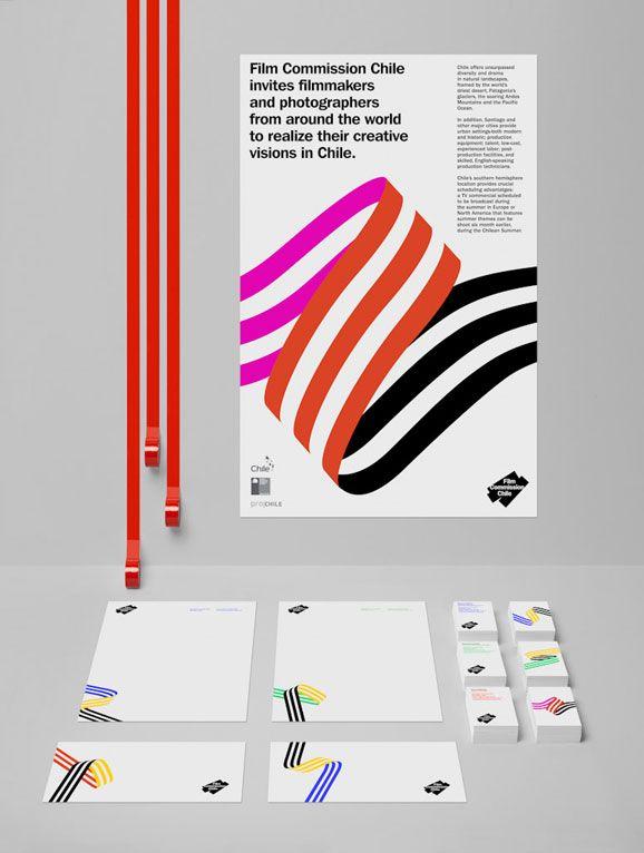 Project  Film Commission Chile    Design  heystudio.es