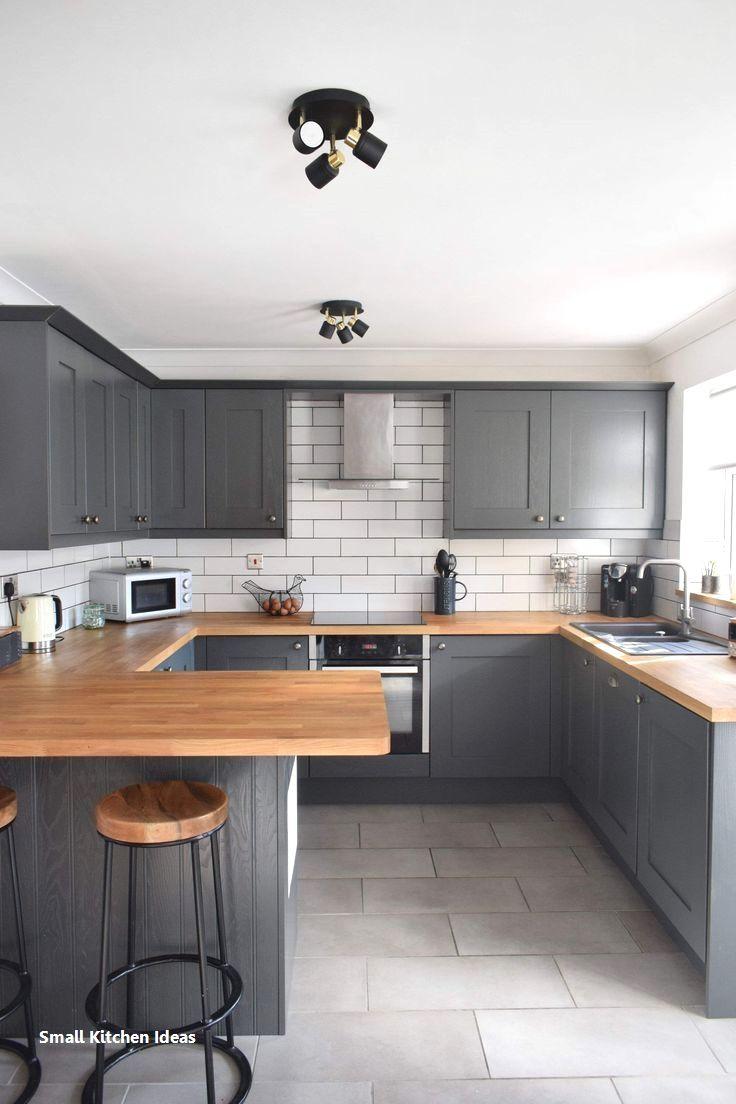 Small Kitchen Design Ideas   Küchenrenovierung, Küche umgestalten ...