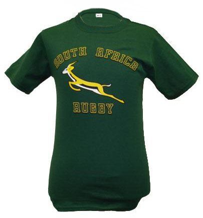 South Africa Rugby T-Shirt $14.99