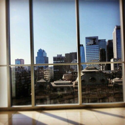 Décimo piso, Santiago de Chile.