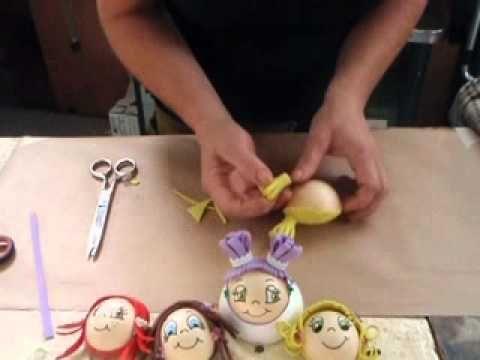 fofuchas - como hacer un broche en goma eva - YouTube