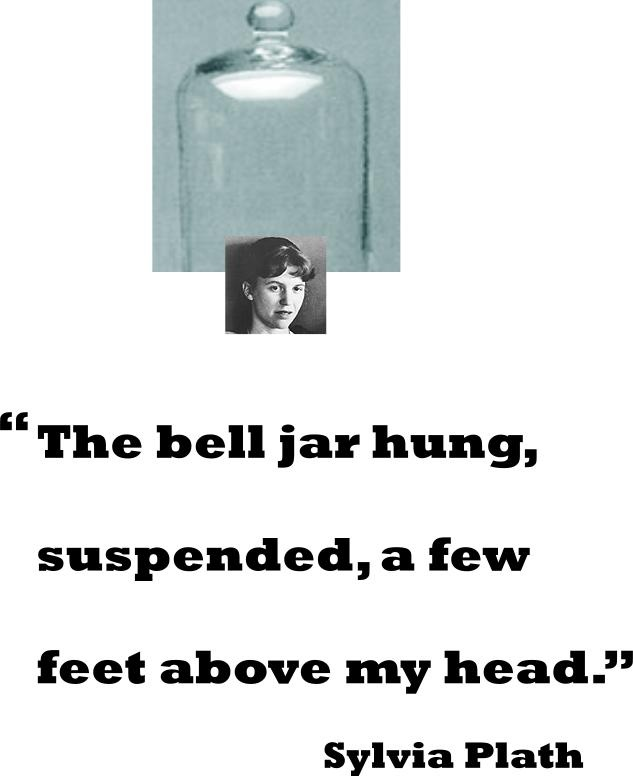comparing the bell jar by sylvia - the bell jar by sylvia plath one is often enticed to read a novel because of the way in which the  comparing women in the bell jar and enormous changes at the.