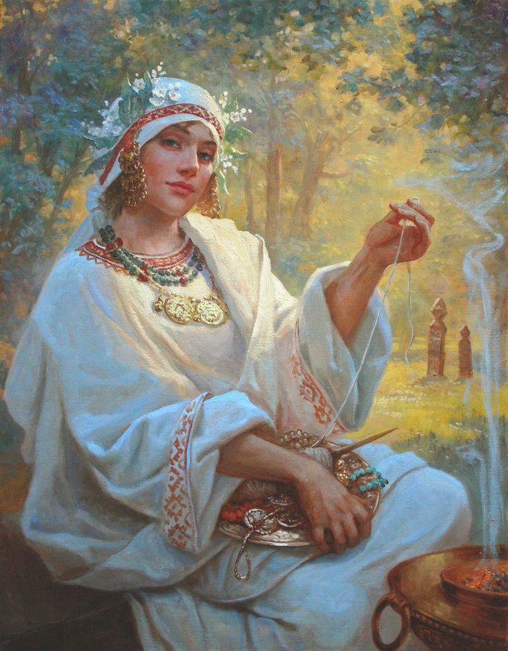 самом славянские изображения картинки человеку