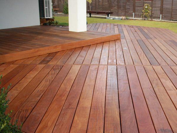 Drewno egzotyczne - Cumaru